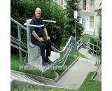 楼梯曲线型残疾人升降机